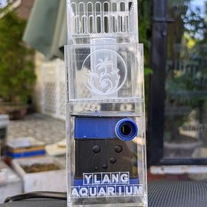 Lọc váng mặt nước hồ thủy sinh Ylang Aquarium